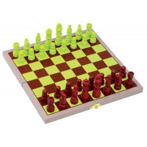 Jeujura - 11871 - Coffret bois échecs acidule (375480)