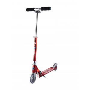 Micro - SA0178 - Trottinette 2 roues légère & compacte Rouge (375528)