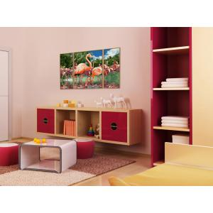 Schipper - 609260782 - Peinture aux numéros - Flamants 50x80cm (375632)