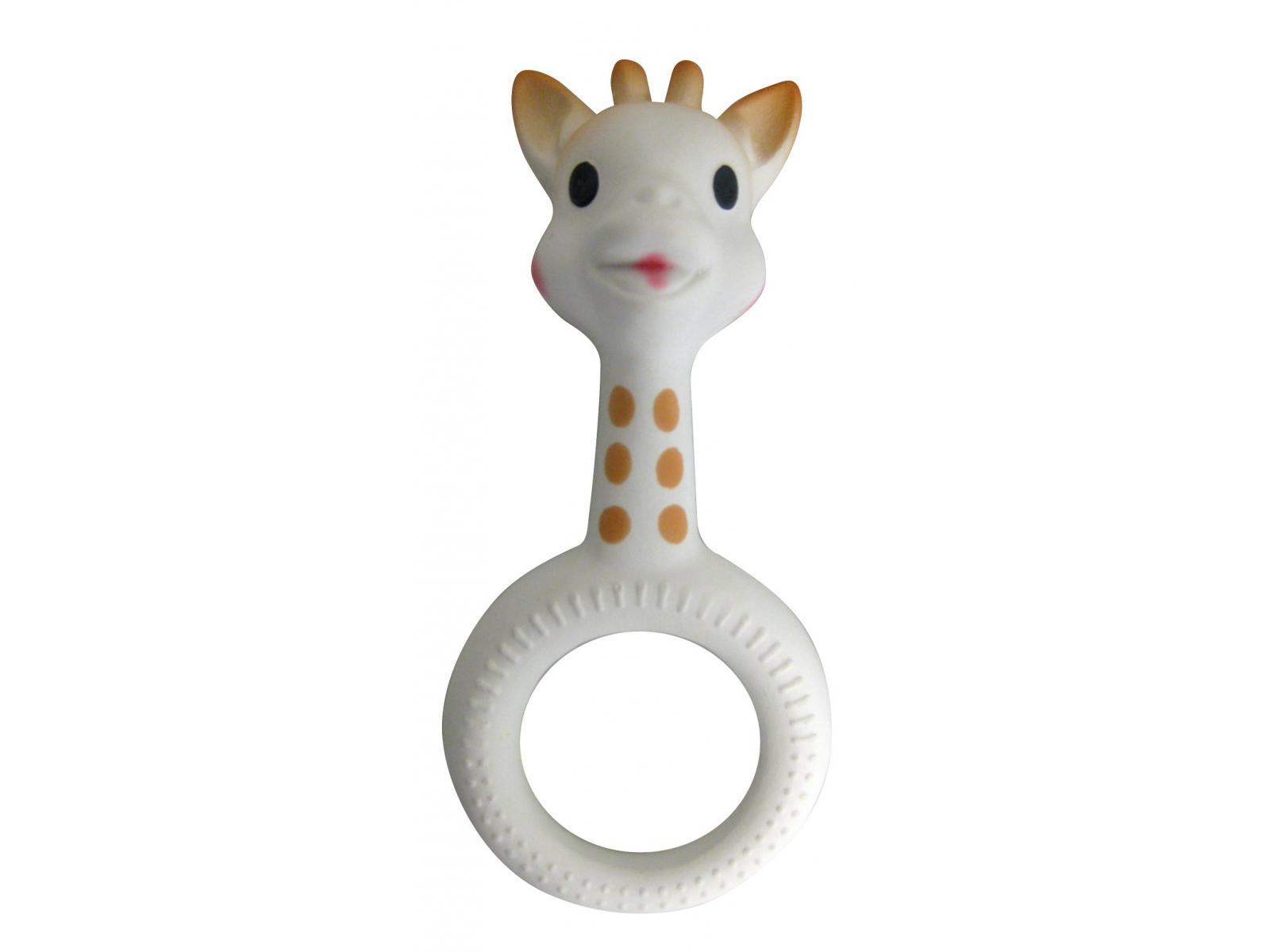 SoPure Sophie la Girafe Doudou//Anneau en Caoutchouc Doux Vulli