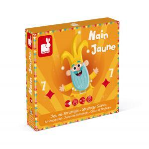 Janod - J02747 - Jeu du nain jaune carrousel (375980)