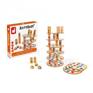 Janod - J02757 - Jeu d'adresse - acrobat' (376000)