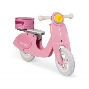 Janod - J03239 - Scooter rose mademoiselle (376090)