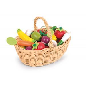 Janod - J05620 - Panier de 24 fruits et legumes (376160)