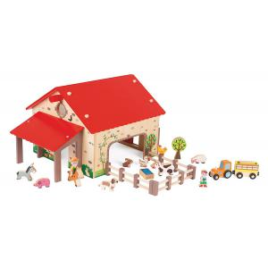 Janod - J06483 - Ferme happy farm (376176)