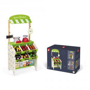 Janod - J06574 - Epicerie green market (376202)