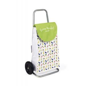 Janod - J06575 - Chariot de course green market (376204)