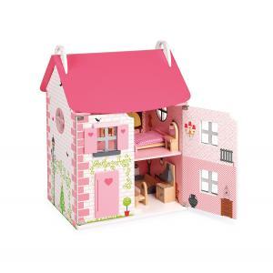 Janod - J06581 - Maison de poupées mademoiselle (376212)