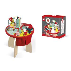 Janod - J08018 - Table d'activites - baby forest (376374)