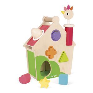 Janod - J08232 - Maison d'activites poulette zigolos (376472)