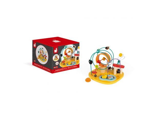 Looping poulette & cie