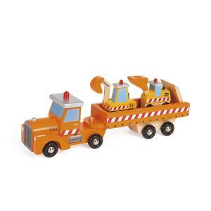 Janod - J08575 - Camion de chantier story (376534)