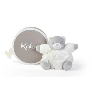 Kaloo - K969558 - Plume - patapouf ourson crème - petit (377144)