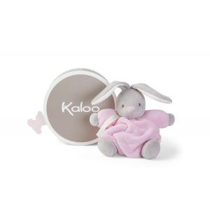 Kaloo - K969561 - Peluche Patapouf Lapinou Rose 18 cm (377150)