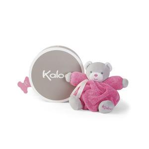 Kaloo - K969562 - Plume - patapouf ourson framboise - petit (377152)