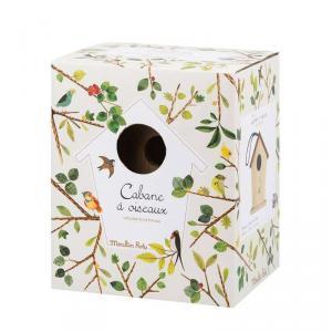 Moulin Roty - 712301 - Cabane à oiseaux Le jardin du moulin (377354)