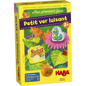 Haba - 303640 - Mes premiers jeux – Petit ver luisant (377830)