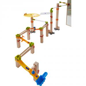 Haba - 303968 - Toboggan à billes – Master Construction Kit (378208)
