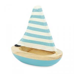 Vilac - 2901B - Petit voilier de bain bleu - à partir de 3+ (378376)