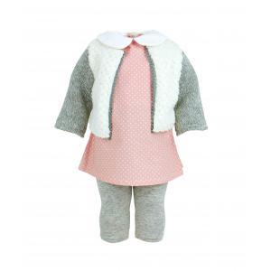 Petitcollin - 504053 - Habillage Orsay  pour poupées 40 cm (378510)