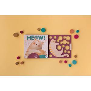 Londji - WT003U - Wooden toy - Meow (378648)