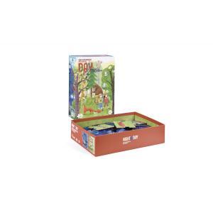 Londji - PZ367U - Puzzle 45 pièces - NightetDay (378656)