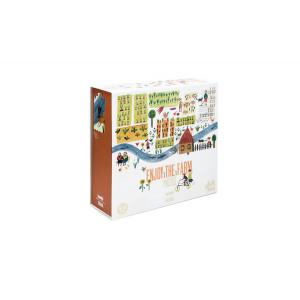 Londji - PZ360U - Puzzle - Enjoy the Farm (378668)