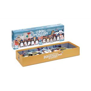 Londji - PZ348U - Puzzle - 10 Penguins (378680)