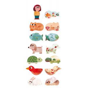 Londji - PZ003U - I Love My Pets - Puzzle (378692)