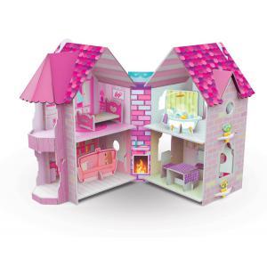 Sassi - 4738 - Puzzle 3D - La maison des poupées (378726)