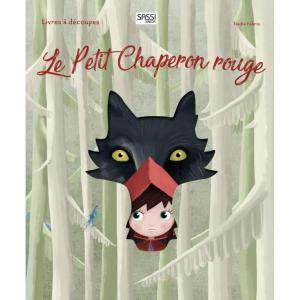 Le Petit Chaperon Rouge - 605520 - Livre avec découpes laser - Le petit chaperon rouge (378764)