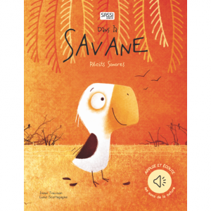 Sassi - 7579 - Livre sonore Dans la savane (378768)