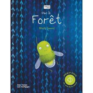 Sassi - 7548 - Livre sonore Dans la forêt (378770)