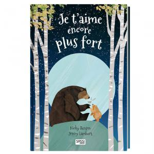 Sassi - 4332 - Livre Je t'Aime Encore Plus Fort - Editions Sassi (378772)