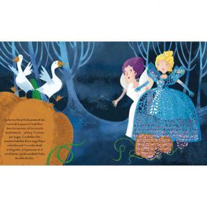 Disney - 606695 - Livre avec découpes laser - CENDRILLON (378778)