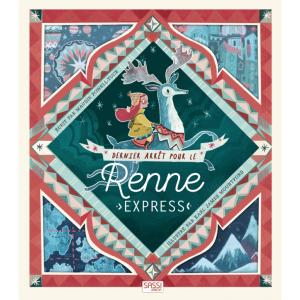 Sassi - 5391 - Livre Dernier arret pour le renne express - Editions Sassi (378786)
