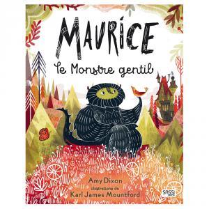Sassi - 6312 - Livre Maurice le monstre gentil - Editions Sassi (378788)