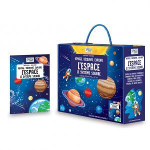Sassi - 5933 - Puzzle Voyage, découvre, explore - L'espace (378810)