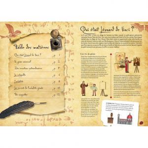 Sassi - 5681 - Puzzle 3D Scientifiques et inventeurs - Les machines de léonard de Vinci, la catapulte et l'arbalète (378840)