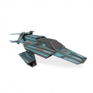Sassi - 3762 - Maquette 3D - Le vaisseau spatial (378844)