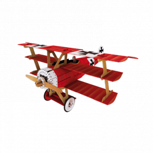 Sassi - 4394 - Puzzle 3D Voyage, découvre, explore - L'Avion (378848)