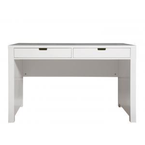 Bopita - 324611 - Bureau MIX & MATCH blanc avec 2 tiroirs (379384)