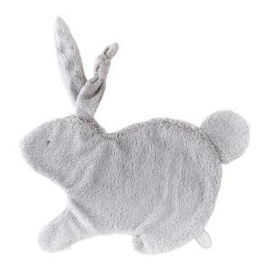 Dimpel - 885638 - Emma lapin doudou - gris-clair (379548)
