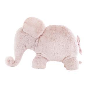 Dimpel - 885079 - Oscar éléphant décoration 82 cm - rose (379566)