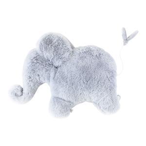 Dimpel - 885365 - Oscar éléphant musical 42 cm - bleu (379572)