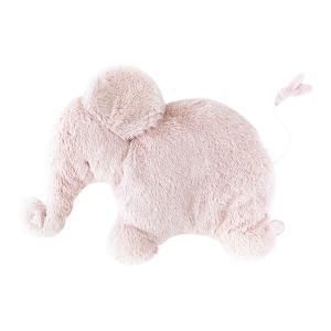 Dimpel - 885066 - Oscar éléphant musical 42 cm - rose (379578)