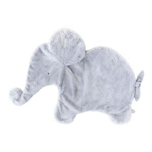 Dimpel - 885352 - Oscar éléphant couverture calin 82 cm - bleu (379582)