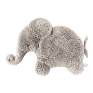 Dimpel - 885443 - Oscar pillou éléphant 52 cm - beige-gris (379590)