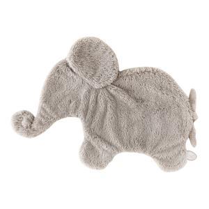 Dimpel - 885430 - Oscar doudou éléphant 42 cm - beige-gris (379600)