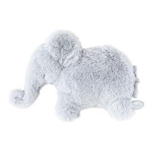 Dimpel - 885313 - Oscar éléphant doudou plat 32 cm - bleu (379612)